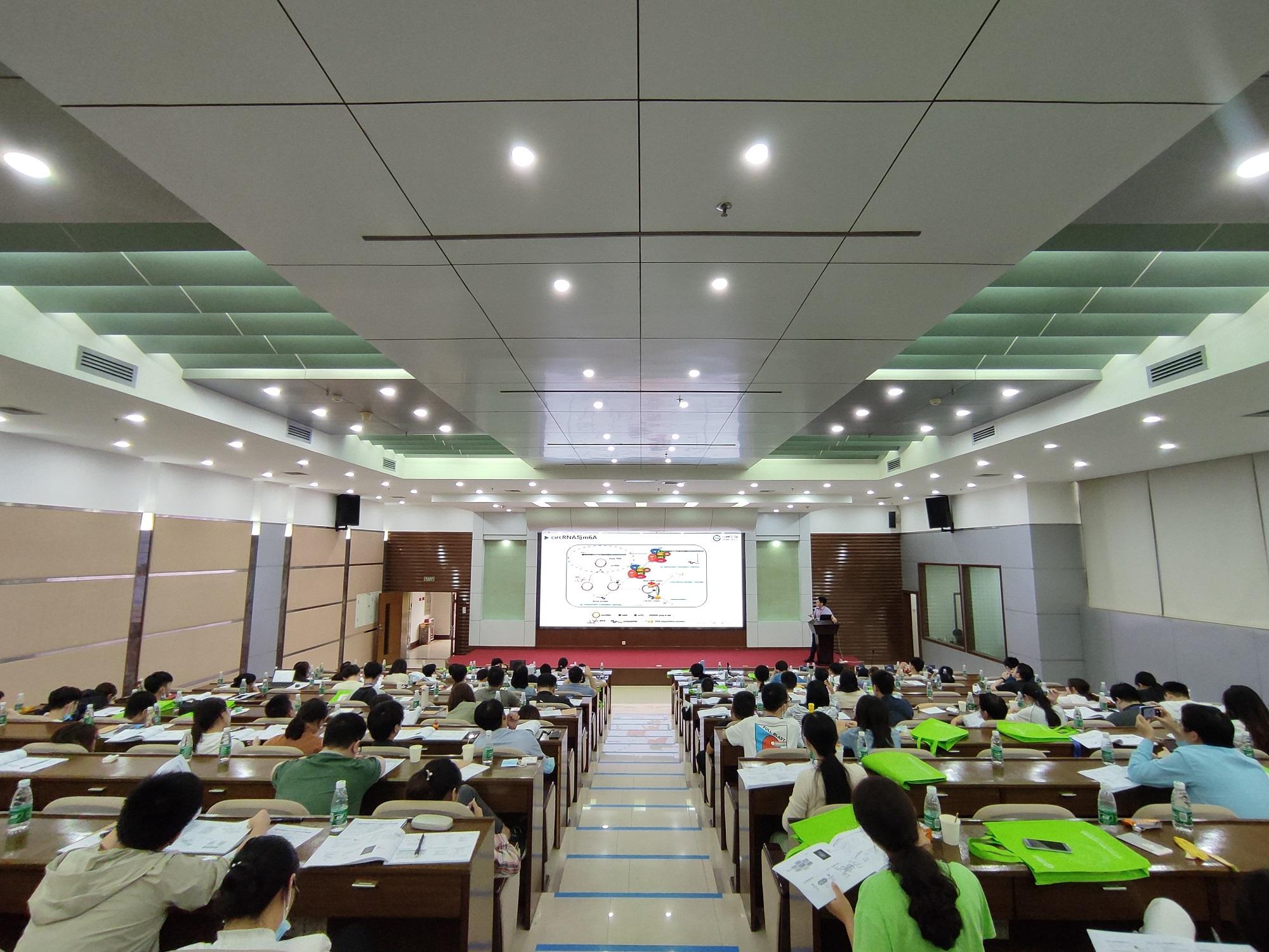 圆满结束 | circRNA研究思路与技术交流会(广州场)